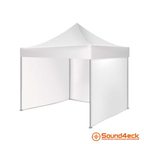 Аренда шатра ExpoTent 3x3 м