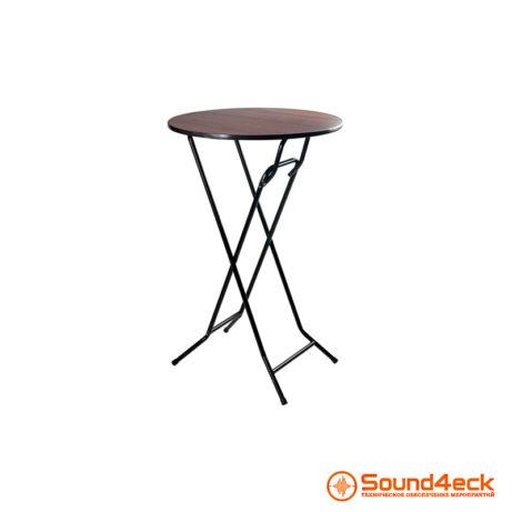 Аренда стола коктейльного