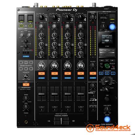 Аренда Pioneer DJM900NXS2