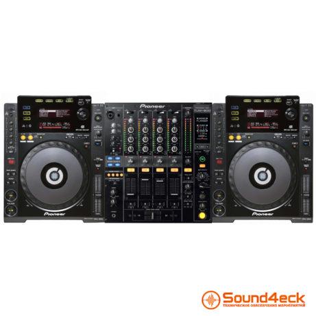 Аренда dj оборудования Pioneer CDJ-900 и DJM-900