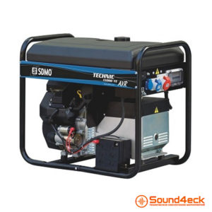 Аренда генератора 10 кВт SDMO 15000E