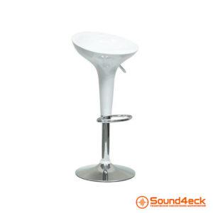 Аренда барного стула белого