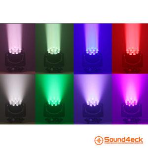Аренда LED Wash Beam 12x40W